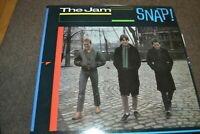 THE JAM    SNAP  DOUBLE   LP   POLYDOR RECORDS   SNAP 1   1983  GATEFOLD SLEEVE