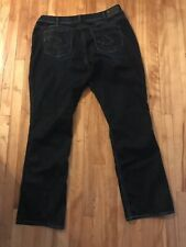 Silver Jeans  Womens Blue Size 22