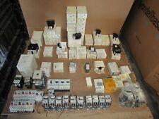 87-Piece Lot Of Siemens Misc. Overload Relays And Contactors New Surplus !