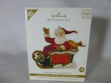 2012 Hallmark Keepsake Ornament Countdown To Christmas Magic Light And Sound