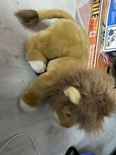 Brown Lion Teddy