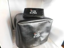 Icom Ic-Pw1 and remote Combo Signature Series Ham Radio Amateur Radio Dust Cover