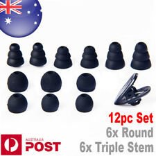 12pc Ear Buds Earphone Earplugs Replacement For Monster Beats Dr. Dre Gaga Z791A