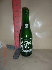 7Up Bottle - 7 Fluid Ounce , Eugene , Oregon - Coded 20 Week Of 1952 , No Damage
