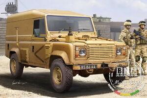 HobbyBoss Model kit 1/35 Land Rover Defender 110 Hardtop #82448