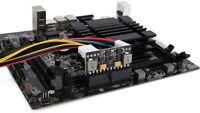 RGEEK 24-pin 12v Dc input peak 150W output Realan for mini Itx PC Power