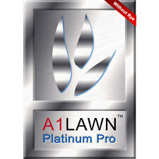 A1LAWN Platinum Pro Lawn Grass Seed without Rye 5kg (DEFRA certified)