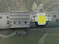 10 WATT | White | 12V-DC | SMD LED Chip Bead Lamp Diode Bulb | 1 Set = 2 Piece