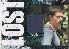 LOST ARCHIVES MATTHEW FOX AS JACK SHEPHARD COSTUME CARD 196/375