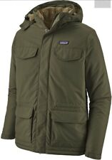 Patagonia Isthmus Parka - Industrial Green Size M