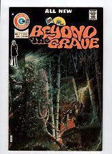 Charlton Comics BEYOND THE GRAVE #1 1975 VG Vintage Comic