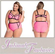 30cd9730379 Plus Size High Waist Bikini Swimwear for Women for sale | eBay