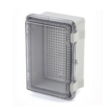 Waterproof Clear Cover Plastic Electronic Cable Project Box Enclosure Case