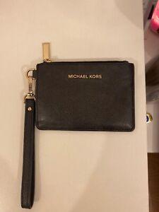 Michael Kors Black Money Wallet Ladies