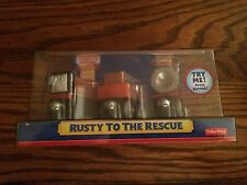 Y5017 Rusty to the Rescue Gift Pack for the Thomas Wooden Railway System