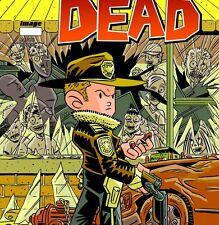 Robert Kirkman Walking Dead #103 Giarrusso #1 Homage Variant Cover!