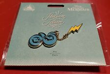Disney Store Pin Little Mermaid Flotsam & Jetsam Pin  NEW  FREE SHIPPING
