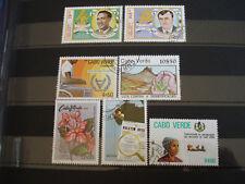 timbres cap vert