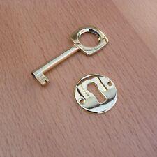 Möbelschlüssel mit Rosette Schrankschlüssel Ersatz Möbel Schlüssel