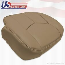 2003 2004 2005 2006 Chevy Silverado 2500 HD Passenger Bottom Seat Cover Tan 522