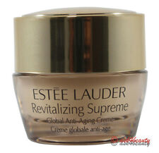 Lot of 3Estee Lauder Revitalizing Supreme Global AntiAging Creme .24oz New&Unbox