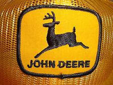 Vintage John Deere Snapback Cap