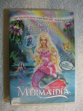 DVD Video Barbie - Mermaidia (2006) Fairytopia