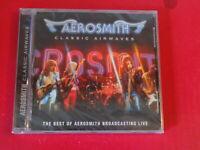 CD AEROSMITH - CLASSIC AIRWAVES (inc 2 enhanced Bonus Tracks) NEW & SEALED