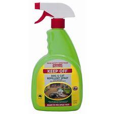 750mL Keep Off Spray Dog Cat Animal Repel Repellent Deterrent Train Non Toxic