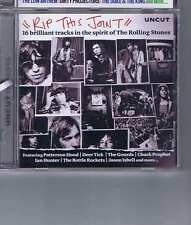 PATTERSON HOOD / DEER TICK / GOURDS + Rip this joint UNCUT CD 2010