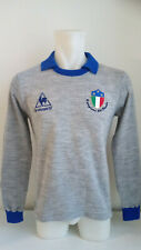 jersey shirt maglia Le Coq Sportif ITALY ITALIA winners cup 1982 goalkeeper 80s