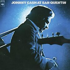 Johnny Cash - At San Quentin (1LP, 180g Vinyle, Legacy Vinyle)