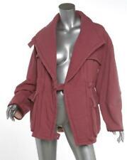 ISABEL MARANT*Manteau Emmett*Rosewood Pink Cotton Silk Jacket Coat FR38 US6 NEW