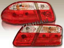 96 97 98 99 00 01 02 MERCEDES BENZ E CLASS W210 E300 E430 E320 E420 TAIL LIGHTS