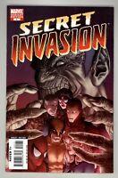 Secret Invasion 1 NM 9.4 Incentive 1:25 Variant McNiven Marvel Comics