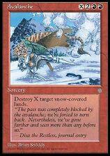 ▼▲▼ 2x Avalanche Ice Age  #171 ENGLISH Magic MTG