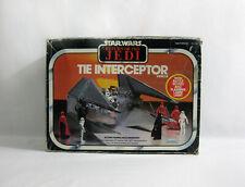 Vintage Star Wars ✧ TIE Interceptor ✧ BOX + INSERT + LEAFLET + BOOK >ONLY< (1)
