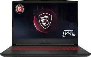 "MSI GL66 Gaming Laptop: 15.6"", i7-11800H, NVIDIA RTX 3070, 16GB, 512GB SSD (New)"