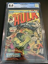 The Incredible Hulk #180 1st Cameo Wolverine OW/WP Always a Hot Key!