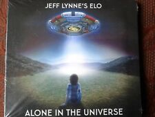 JEFF LYNNE'S ELO  ALONE IN THE UNIVERSE(2015) COLUMBIA CD NEW