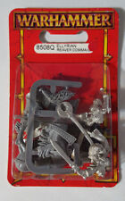 GW Warhammer High Elf Ellryian Reaver Command 8508Q 1997 - METAL OOP MIB SEALED