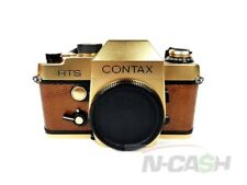 Contax RTS Camera Gold Limited Edition