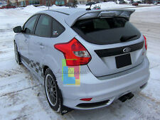 FORD FOCUS III MK3 2011+ DIFFUSORE POSTERIORE SOTTO PARAURTI LOOK RS TUNING
