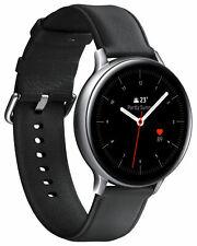 Samsung Galaxy Watch Active 2 44mm Edelstahl silber Sehr guter Zustand