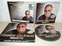 FRANCO CALIFANO - MINUETTO - CD