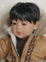 "New and Retired *  Adora * Kodi * Eskimo 22"" Boy Doll * Limited Edition"