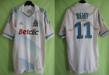 Maillot Olympique Marseille Betclic Techfit Loïc Remy #11 OM Adidas Vintage - XL