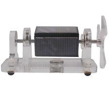 DIY Solar Mendocino Motor Engine Maglev Magnetic Limit Levitron Physics Light