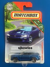 NEW 2018 Matchbox 65th ANNIVERSARY 2016 CHEVROLET CAMARO CONVERTIBLE - mint!
