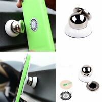 Rotating 360° Magnetic Car Dashboard Mount Handsfree Mobile Phone Holder GPS NEw